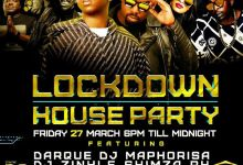 Photo of Catch DJ Shimza, Darque, Zinhle, Maphorisa, PH And Black Motion On Channel O For Lockdown House Party