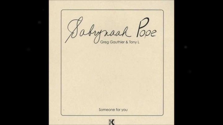 Listen, Sabrynaah Pope – Someone For You (String Quartet Mix)