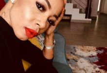 """Photo of Kelly Khumalo Launches Her Gin Liquor Line """"Controversy"""""""