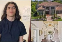 Photo of Michael Jackson's Youngest Son Turns 18, Immediately Buys $2.6m Home