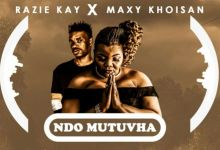 Photo of Razie Kay Links With Maxy Khoisan For Ndo Mutuvha