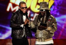 Photo of T-Pain and Chris Brown Tease A New Song Titled 'Wake Up Dead'
