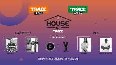 """Photo of Jazzi Disciples, Vigro Deep, Semi Tee, Miano, Kammu Dee And Lamiez Holworthy To Appear On """"House Of Trace"""" Rerun"""
