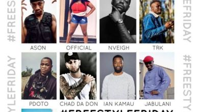 Photo of Kwesta, M.I Abaga, Nveigh, Pdot O & Chad Da Don To Feature On This Week Stogie T's #FreestyleFriday