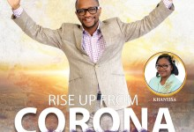 "Photo of Dr Malibongwe Gcwabe And Khanyisa Drops A Prayer Song ""Rise Up From Corona"""