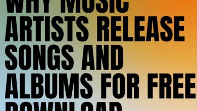 Photo of Why Some South African Music Artists Release Songs And Albums For Free Download