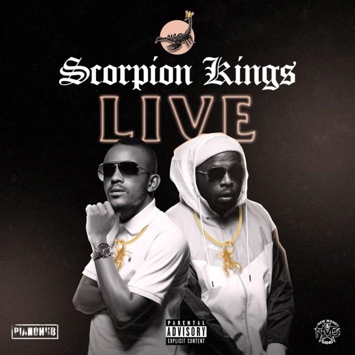 Kabza De Small x DJ Maphorisa - Scorpion Kings Live