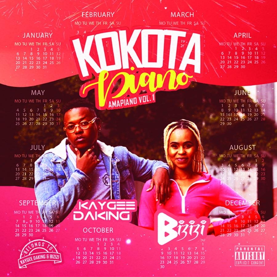 KaygeeDaKing And Bizizi Drops Sendi Location Off Kokota Piano (Amapiano, Vol. 1)