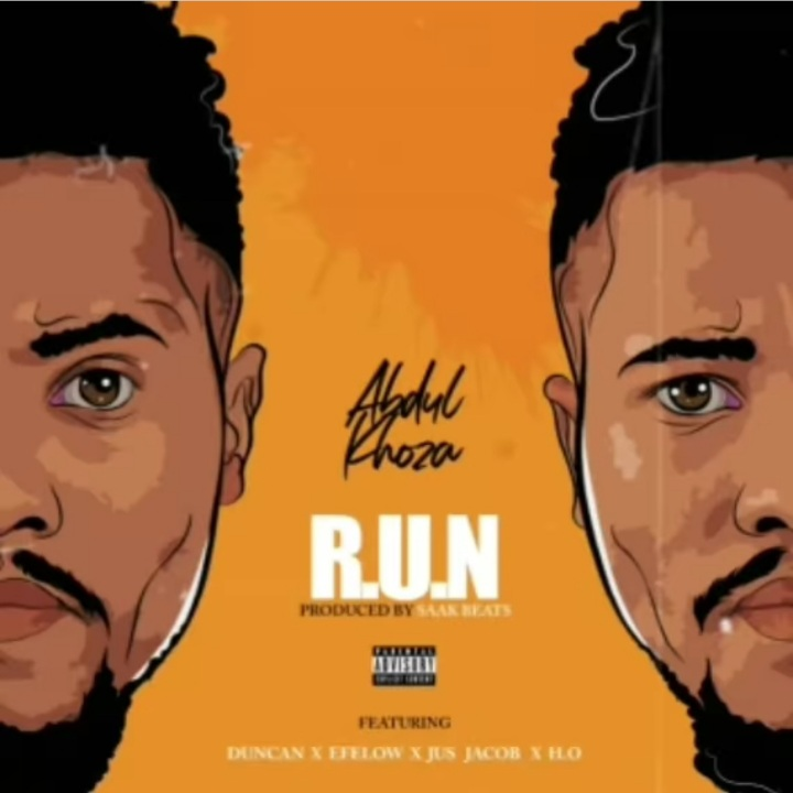 """Abdul Khoza Join Forces With Duncan, Efelow, Jus Jacob & H.O For A """"R.U.N"""""""