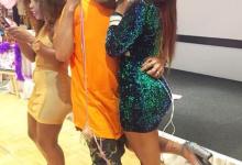"Photo of Babes Wodumo Accepts Tha Simelane's ""I Was Emotional"" Apology"