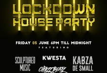 Photo of Channel O Lockdown House Party Season 2 Features Kwesta, Kabza De Small, Sculptured Music, Chymamusique & Culoe De Song