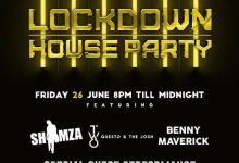 Photo of Shimza, Benny Maverick, Questo & The Josh, Prince Kaybee, DJ Vetkuk & Mahoota And More Are Lined Up For This Weekend Lockdown House Party
