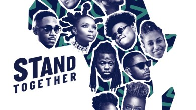 Photo of African Artists Unite – Stand Together (feat. 2Baba, Ahmed Soultan, Amanda Black, Ben Pol, Betty G, Gigi Lamayne, Prodigio, Stanley Enow, Teni & Yemi Alade)