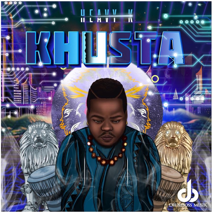 "Heavy-K Drops 5th Studio Album ""Khusta"""