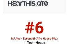 Photo of DJ Ace – Essential (Afro House Mix)