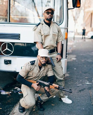 Prince Kaybee Teases Hosh Visuals, Video Dropping Soon » uBeToo