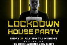 "Photo of Kabza De Small To Hold ""I Am the King Of Amapiano"" Lockdown House Party Mix, Album Launch Edition"