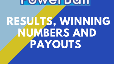 Photo of Latest SA Powerball Results, Winning Numbers & Payout Today
