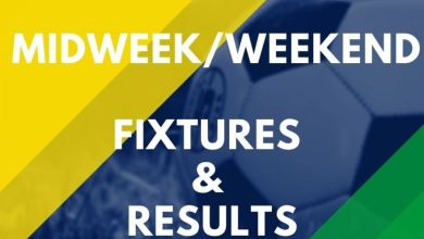 Photo of Sportstake 8 Midweek/Weekend Fixtures & Results
