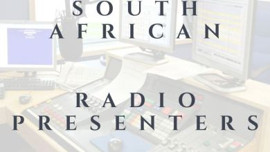 Photo of Top 10 South African Radio Presenters