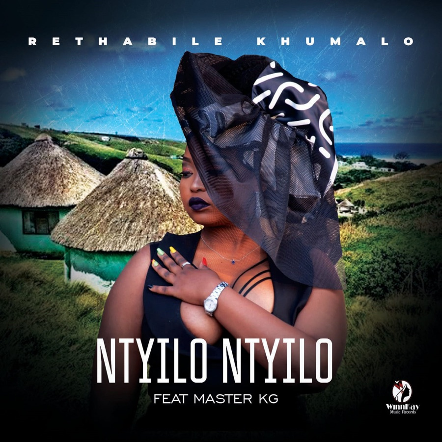 "Master KG Jumps In With Rethabile Khumalo For ""Ntyilo Ntyilo"""