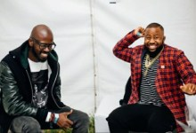 Photo of Black Coffee Proclaims Cassper King Again
