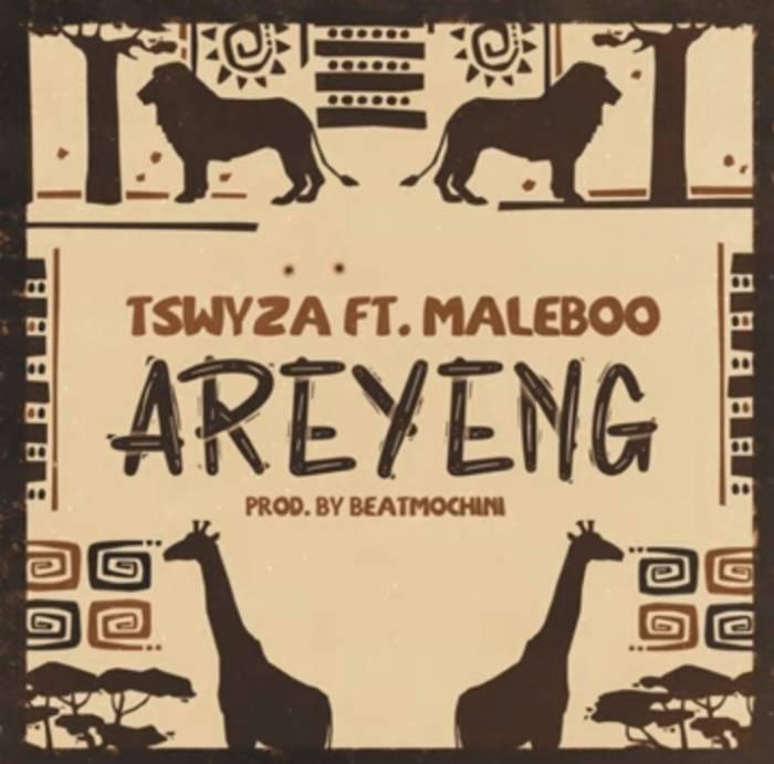Tswyza - Areyeng ft. Maleboo