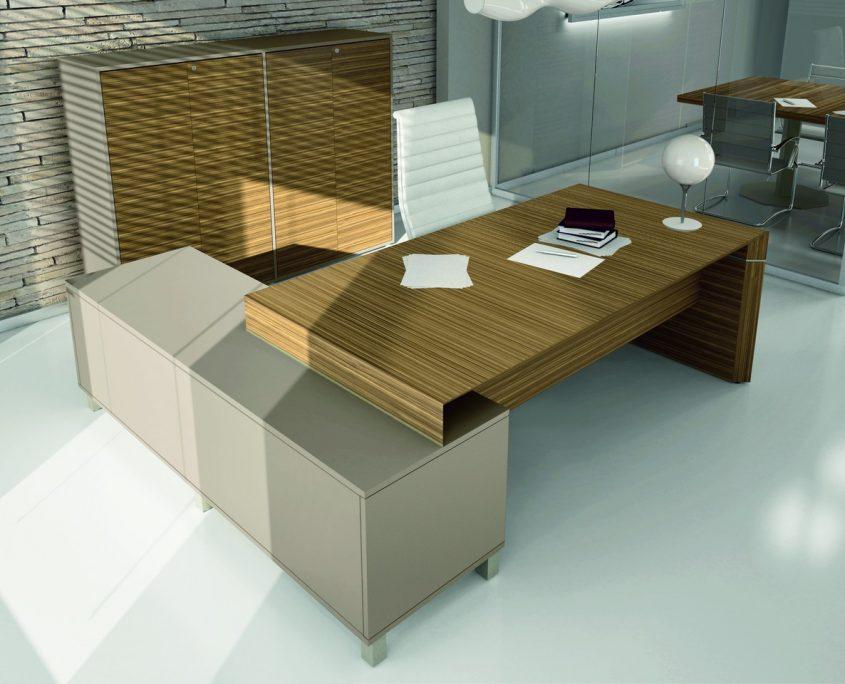 bureaux bois ebenisterie