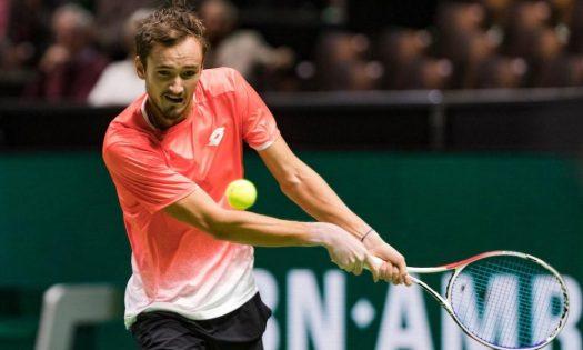 Danil Medvedev beats Fernando Verdasco to reach the ...