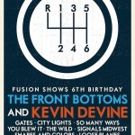 Concert Review: Fusion Shows 6th Birthday feat. The Wild, You Blew It!, Kevin Devine, and The Front Bottoms