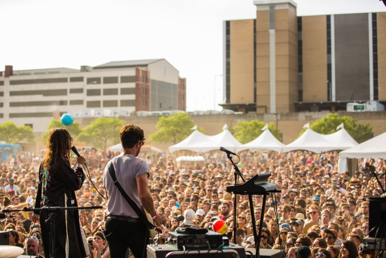 Mo Pop Festival Borns