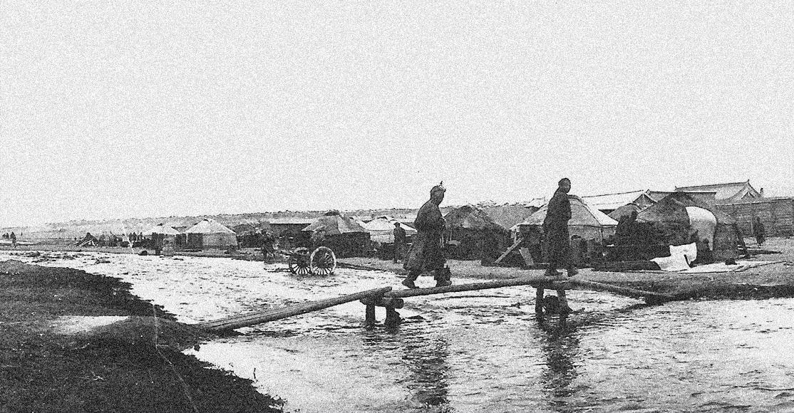 """""""1909-1911 оны МОНГОЛЧУУД"""" гэрэл зургийн үзэсгэлэн"""