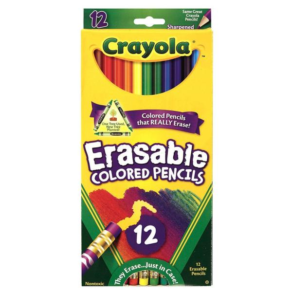 crayola color pencils # 49