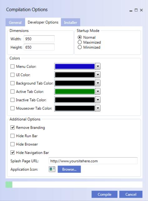 Dev Options1