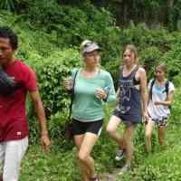 Bali Rice Paddies Trekking