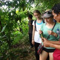 Bali Tubing dan Trekking Ubud Camp Half Day