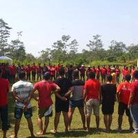 Angkasa Pura - Max Production Team Building 1400 Orang