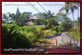LAND FOR SALE IN Ubud Pejeng TJUB452