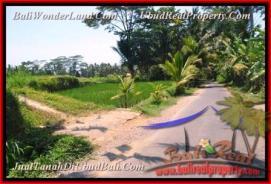 Exotic LAND FOR SALE IN Ubud Tampak Siring BALI TJUB457