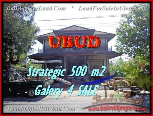 FOR SALE Affordable PROPERTY LAND IN Sentral Ubud BALI TJUB438