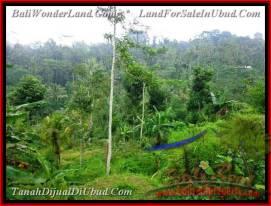 Affordable PROPERTY LAND IN UBUD FOR SALE TJUB494