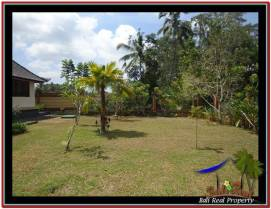 FOR SALE Exotic PROPERTY LAND IN UBUD TJUB530