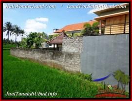 Beautiful 500 m2 LAND IN Sentral Ubud FOR SALE TJUB543