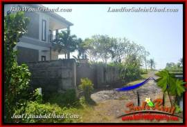 Magnificent PROPERTY 400 m2 LAND SALE IN Ubud Gianyar TJUB659