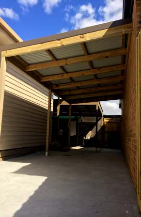 Timber Carports Ubuild Projects Timber Carports