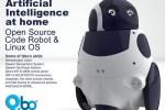 Qbo, el robot Open Source, ya a la venta