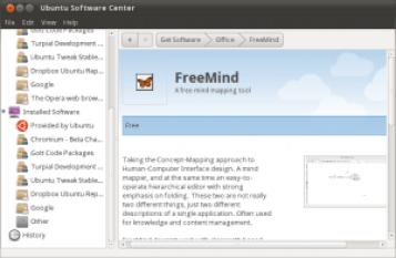 Freemind, herramienta para creacion mapas conceptuales