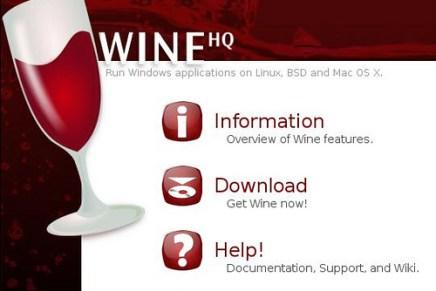 Ya está aquí Wine 3.0 y por fin tenemos soporte a Direct3D 11