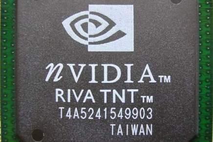 Disponibles nuevos Drivers Nvidia