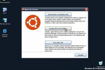 Curso Ubuntu 12.04 LTS Cap.2.0 (Instalación compartida – Ubuntu y Windows)